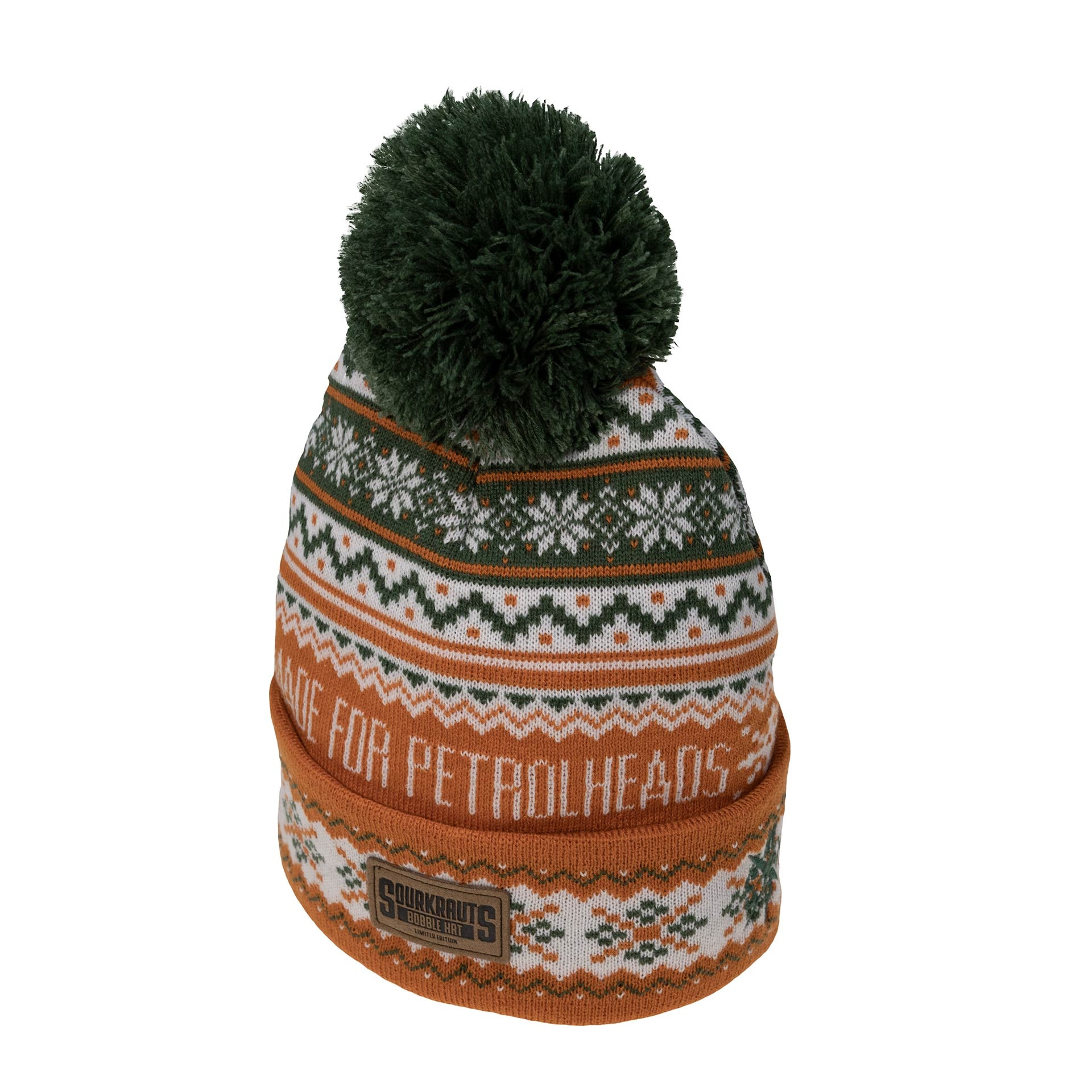 × LIMITED EDITION × Bobblehat 2020/21 | Green-Brown