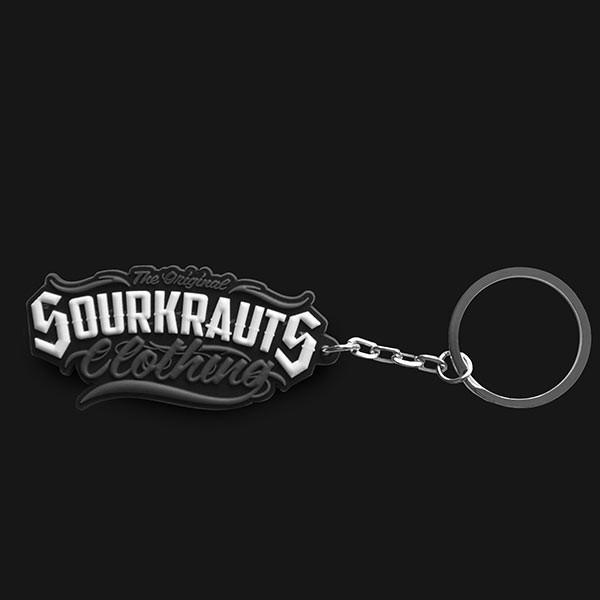 Schlüsselanhänger Sourkrauts Original Clothing